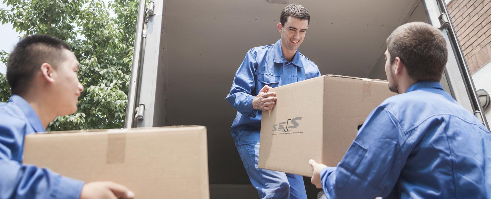 Expérience et organisation déménagement