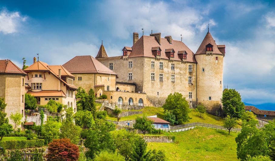 Déménagement à Bulle – Fribourg