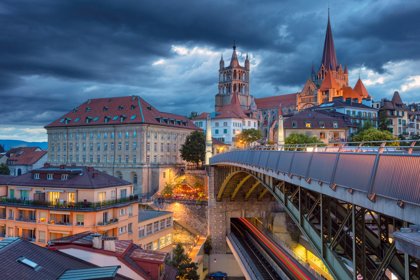 Déménagement à Lausanne - Vaud