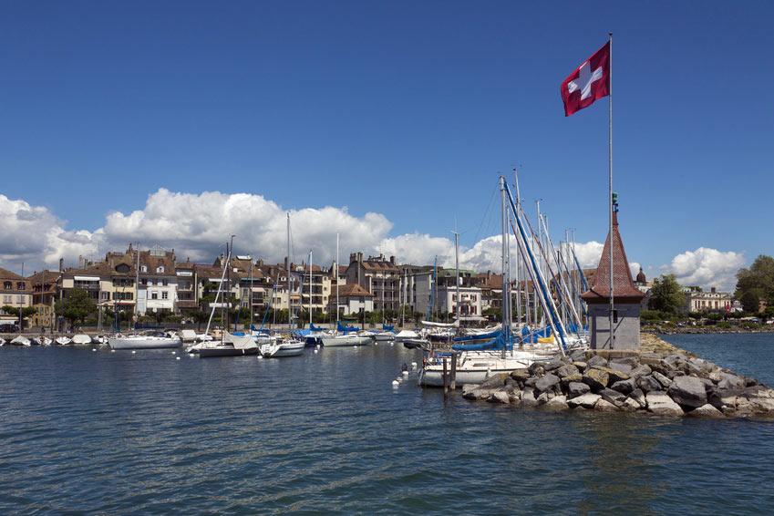 Déménagement à Morges - Vaud