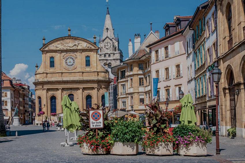 Déménagement à Yverdon – Vaud