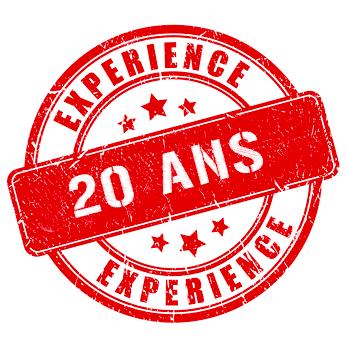 Déménagement 20 ans expérience